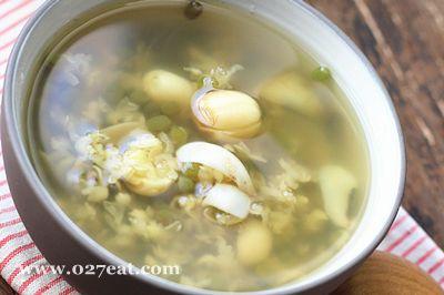 绿豆百合莲子汤的做法图片,如何做,绿豆百合莲子汤怎么做好吃详细步骤
