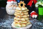 面包圣诞树的做法