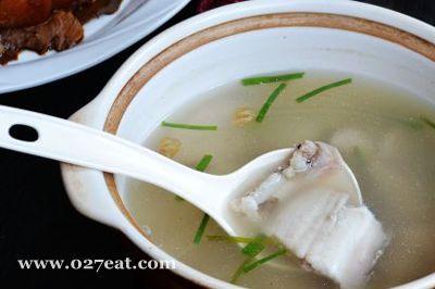 扁口鱼汤的做法步骤
