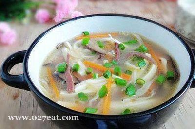 豆腐银鱼汤的做法图片,如何做,豆腐银鱼汤怎么做好吃详细步骤