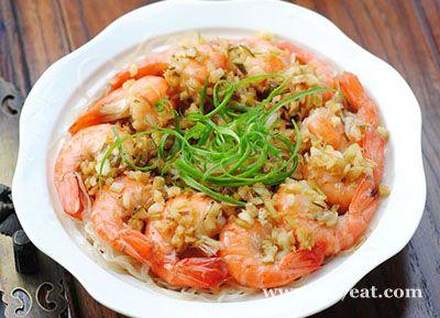 蒸蒜香大虾的做法图片,如何做,蒸蒜香大虾怎么做好吃详细步骤