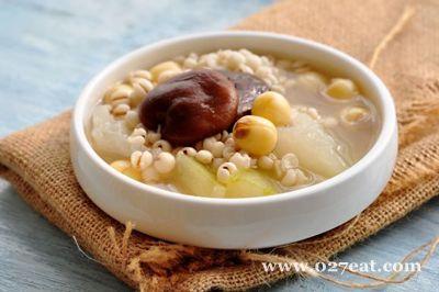冬瓜薏米莲子汤的做法图片,如何做,冬瓜薏米莲子汤怎么做好吃详细步骤