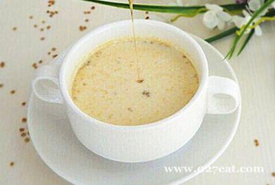 蜂蜜花粉奶茶的做法