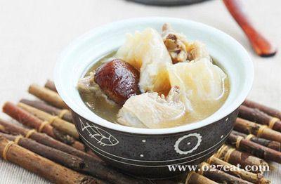 花胶老鸭汤的做法图片,如何做,花胶老鸭汤怎么做好吃详细步骤