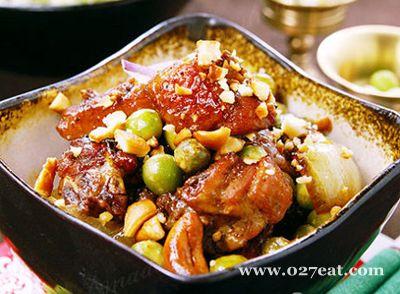 干锅洋葱鸡的做法