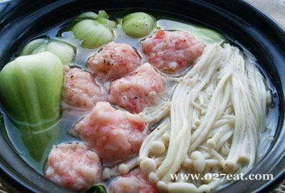 虾丸粉丝煲的做法图片,如何做,虾丸粉丝煲怎么做好吃详细步骤