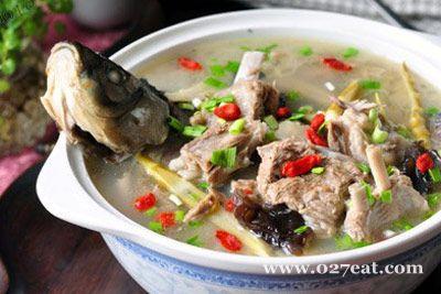 羊排鲫鱼汤的做法图片,如何做,羊排鲫鱼汤怎么做好吃详细步骤