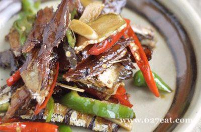 香辣风干鱼的做法图片,如何做,香辣风干鱼怎么做好吃详细步骤
