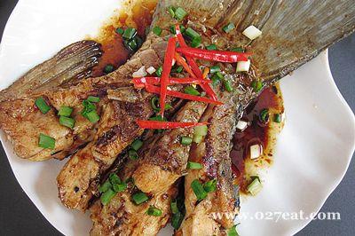 红烧鱼尾的做法图片,如何做,红烧鱼尾怎么做好吃详细步骤