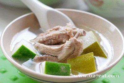 带皮冬瓜排骨汤的做法图片,如何做,带皮冬瓜排骨汤怎么做好吃详细步骤