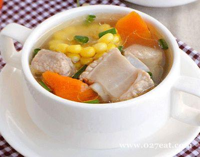田园排骨汤的做法图片,如何做,田园排骨汤怎么做好吃详细步骤