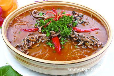 鳝鱼粉丝煲的做法图片,如何做,鳝鱼粉丝煲怎么做好吃详细步骤