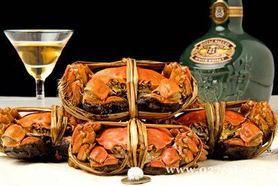啤酒灼大闸蟹的做法图片,如何做,啤酒灼大闸蟹怎么做好吃详细步骤