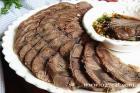 白切牛肉的做法