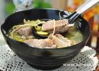 高营养又清火 豆芽排骨汤的做法