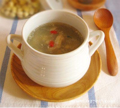 猪肚莲子汤的做法图片,如何做,猪肚莲子汤怎么做好吃详细步骤