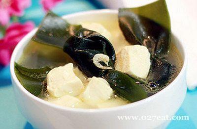 虾米海带豆腐汤的做法图片,如何做,虾米海带豆腐汤怎么做好吃详细步骤