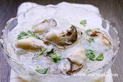 牡蛎萝卜粉丝汤的做法步骤