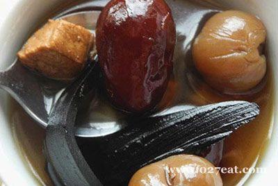 紫灵芝桂肉红枣汤的做法图片,如何做,紫灵芝桂肉红枣汤怎么做好吃详细步骤