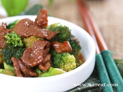 西兰花炒牛肉的做法图片,如何做,西兰花炒牛肉怎么做好吃详细步骤