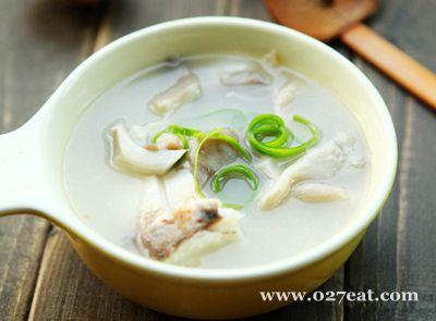 鱼头菌汤的做法图片,如何做,鱼头菌汤怎么做好吃详细步骤