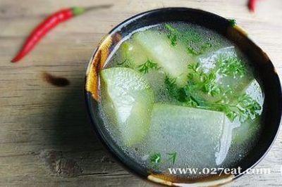 双瓜汤的做法