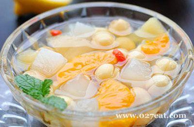 冰糖湘莲的做法图片,如何做,冰糖湘莲怎么做好吃详细步骤的做法