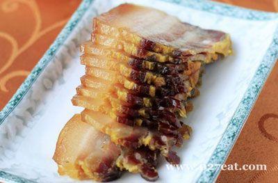 蒸腊肉的做法图片,如何做,蒸腊肉怎么做好吃详细步骤