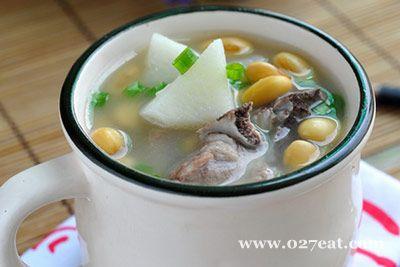 山药黄豆肉骨汤的做法图片,如何做,山药黄豆肉骨汤怎么做好吃详细步骤