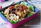 干锅麻辣鸡杂的做法