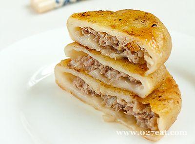 牛肉元葱馅饼的做法