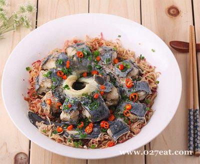 萝卜皮丝蒸鳗鱼的做法图片,如何做,萝卜皮丝蒸鳗鱼怎么做好吃详细步骤的做法