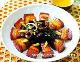 香菇红烧肉的做法图片,如何做,香菇红烧肉怎么做好吃详细步骤