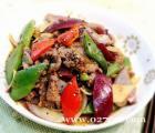 蚝油黑椒炒牛肉的做法