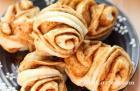 芝麻酱糖花卷的做法