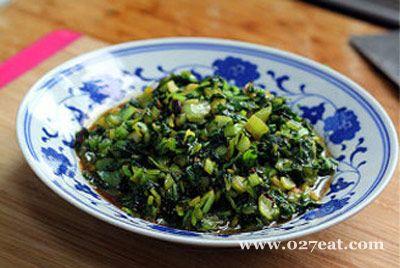 开水豆酱青菜的做法图片,如何做,开水豆酱青菜怎么做好吃详细步骤