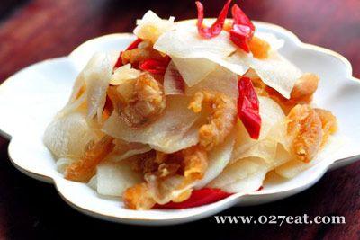 虾米炒萝卜的做法图片,如何做,虾米炒萝卜怎么做好吃详细步骤