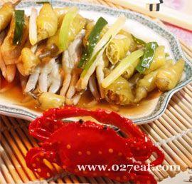 葱油小米辣蛏子的做法步骤的做法