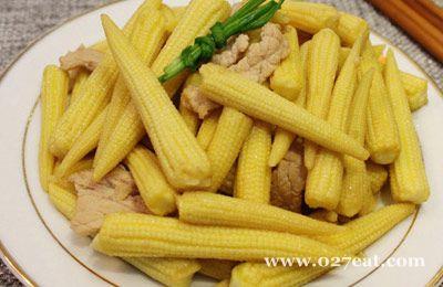 炒笋玉米的做法图片,如何做,炒笋玉米怎么做好吃详细步骤