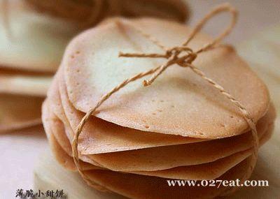薄脆小甜饼的做法图片,如何做,薄脆小甜饼怎么做好吃详细步骤的做法
