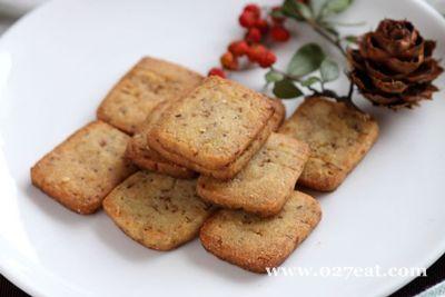 糖桂花饼干的做法图片,如何做,糖桂花饼干怎么做好吃详细步骤