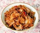 笋干菜烧肉的做法