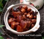 栗子红烧肉的做法