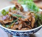 蒜香豉汁牛肉的做法