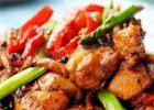 芦笋麻椒鸡的做法