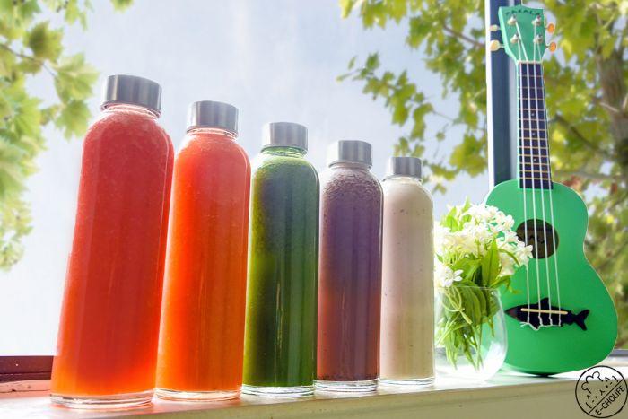 DIY综合蔬果汁,营养又瘦身的做法图解,如何做,DIY综合蔬果汁怎么做好吃详细步骤