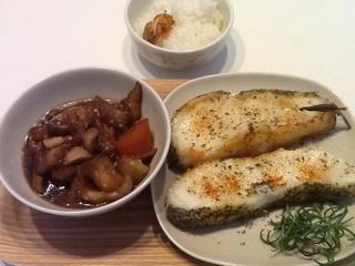 鳕鱼+杂蔬的做法