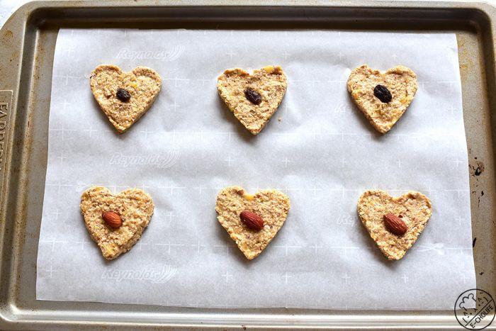燕麦香蕉低脂减肥饼干的做法第2步图片步骤 www.027eat.com