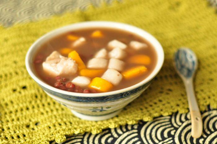 红豆芋圆甜汤的做法第19步图片步骤 www.027eat.com