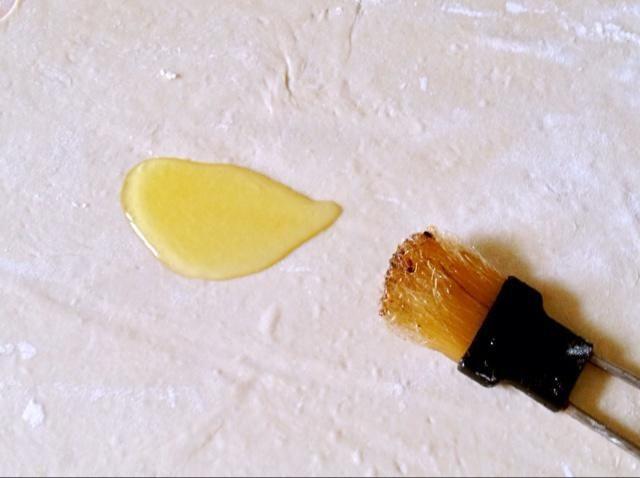 迷你全麦麻酱烧饼的做法第3步图片步骤 www.027eat.com